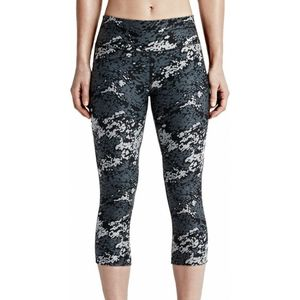 Nike   Legend Poly Drift Cropped Legging Tights